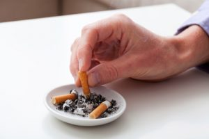 Rheumatoid arthritis and smoking