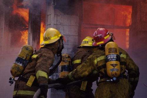September 11 first responders suffer from severe sinus problems