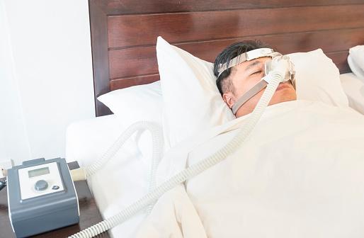 Sleep apnea PAP treatment