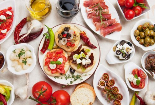 Mediterranean diet helps keep bones strong