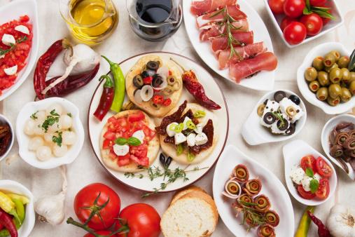 Mediterranean diet helps keep bones strong