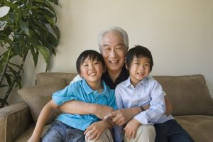 Asian-Americans live healthier