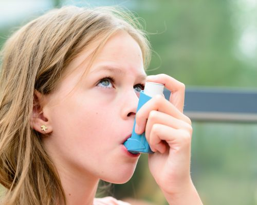 COPD risk in later life increased with childhood asthma