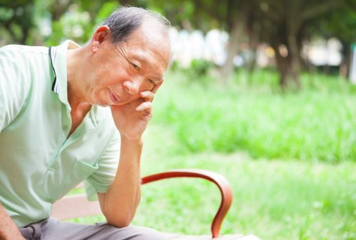 Dementia may be predicted with worsening depression in seniors