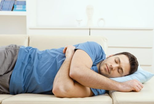 Fatty foods lead to daytime sleepiness