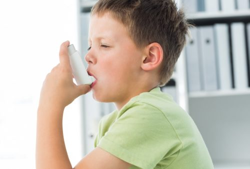 Increasing number of U.S. children living with asthma, ADHD