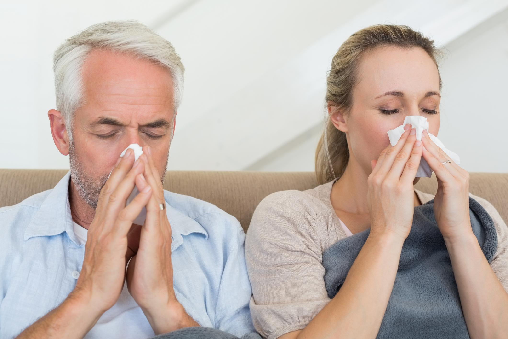 influenza flu vs pneumonia