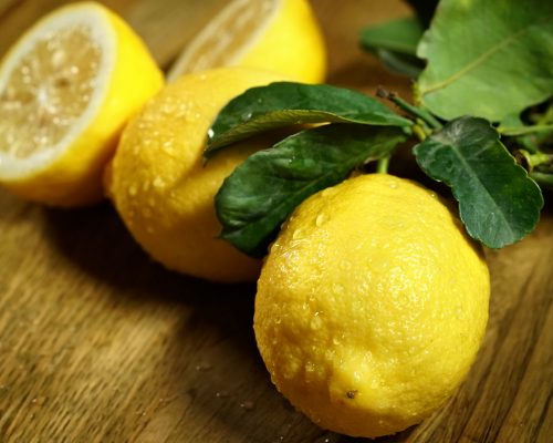 Lemon liver healthy with this fruit