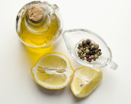 Kidney stones natural remedy combines lemon juice and olive oil