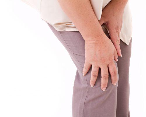 Knee osteoarthritis pain relief