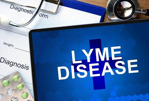 Chronic Lyme disease symptoms