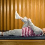 Fibromyalgia treatment using muscle-stretching exercises