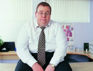 obese patients at risk of kidney disease