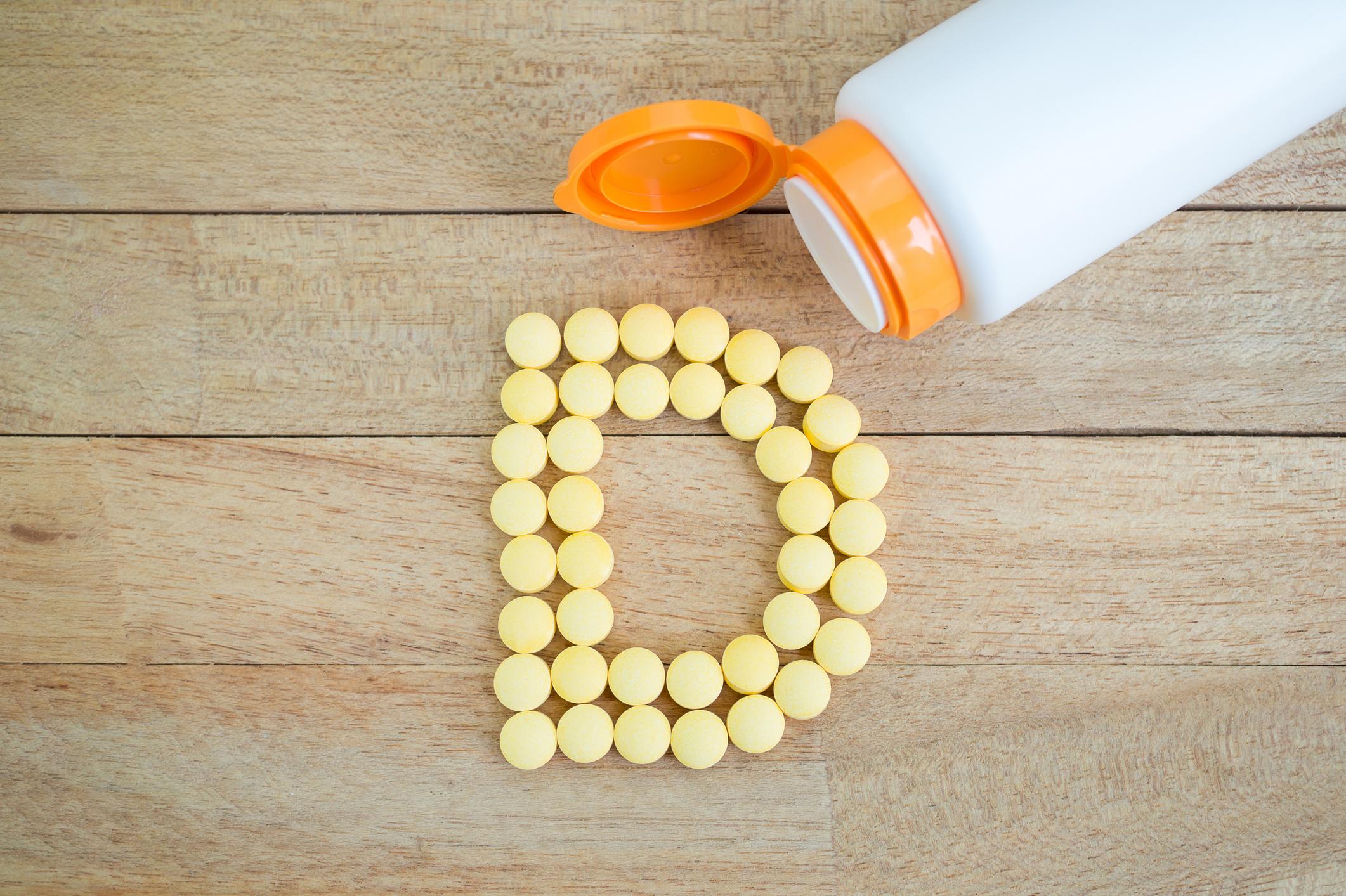 pneumonia risk vitamin d supplementation
