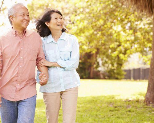 regular outdoor walking lowers risk of heart disease stroke depression