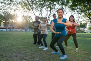Tai chi relieves knee pain