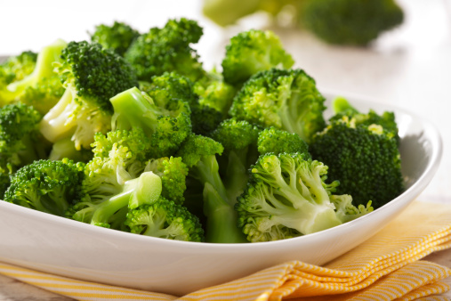 Broccoli reduces risk of stomach ulcers and stomach cancer