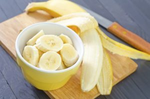 Surprising food helps improve vision banana