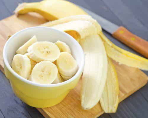 Surprising food helps improve vision banana
