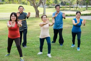 Tai chi benefits knee osteoarthritis