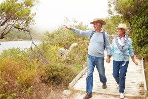 Type 2 diabetes can be managed with walking aerobic exercise