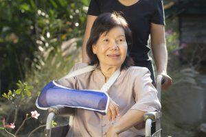 U.S. seniors affected by poor vision and dangerous falls