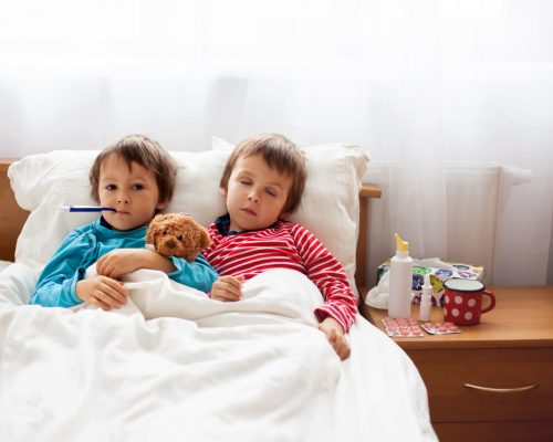 Viral pneumonia more likely to affect children than bacterial pneumonia