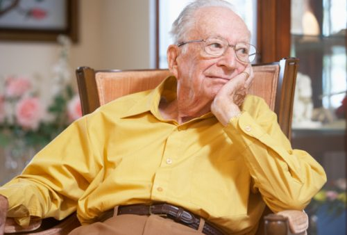 Vision problems put seniors at risk for social isolation, disability