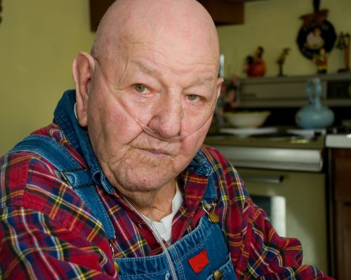 COPD patients may be plagued by depression