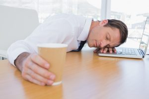 Caffeine effects temporary when sleep is disturbed