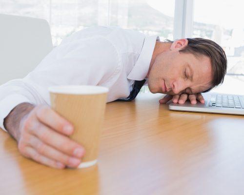 Caffeine effects temporary when sleep is disturbed