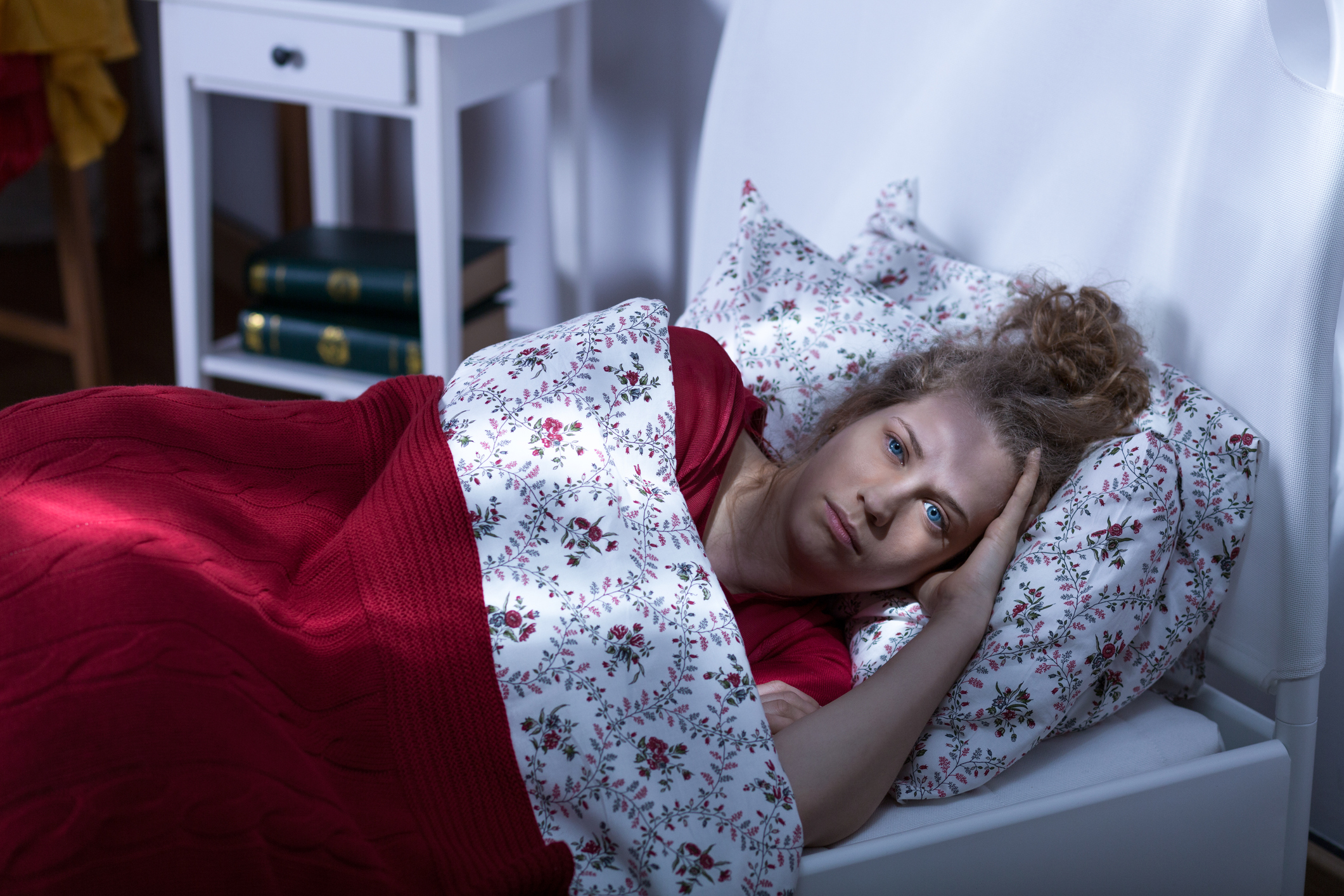 In fibromyalgia, poor sleep quality can lead to sexual problems in women