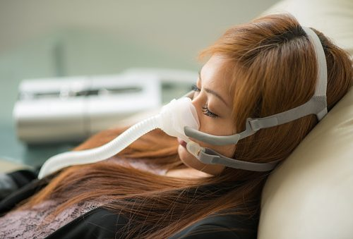 Multiple sclerosis thinking problems worsened by poor sleep, sleep apnea