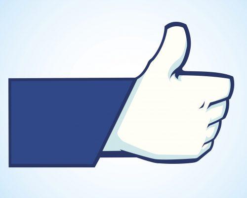 Social media 'likes