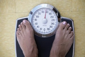 Blood pressure risk increases with small weight gain