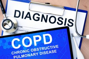 copd and derpession