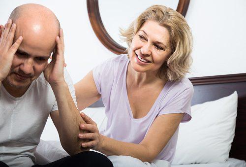 Gout affected men should undergo erectile dysfunction screening, study