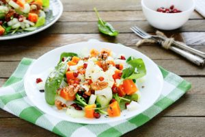 Healthy diet improves mobility in aging women
