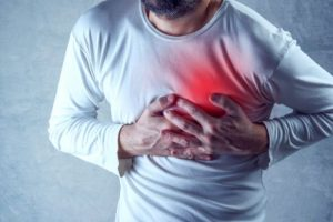 IBS and heart attack