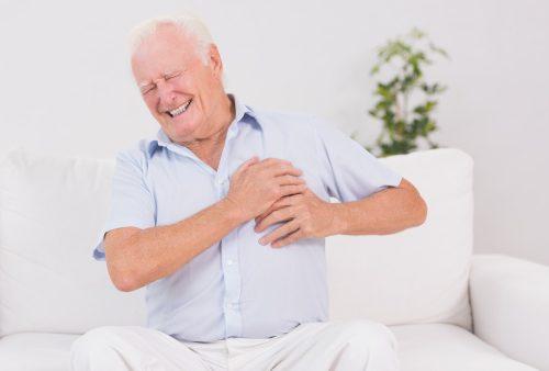cardiac arrest men