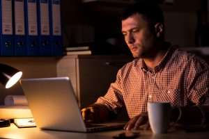 Multiple sclerosis risk increases with shift work due to circadian rhythm