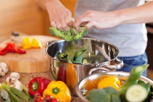Plant-based diet lowers type 2 diabetes risk