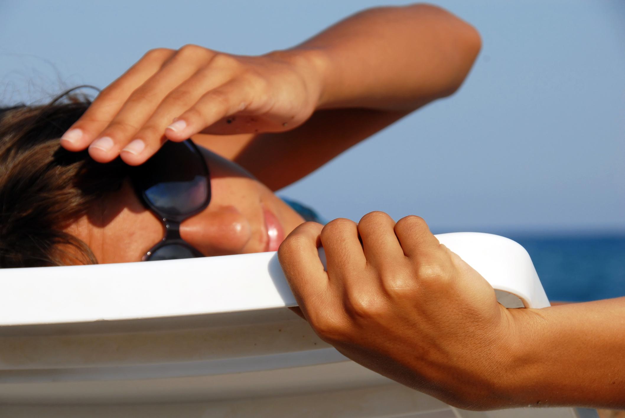 rosacea sun exposure environmental