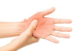 Wrist tendinitis