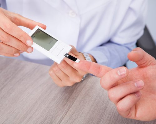 Testosterone helps regulate bood sugar, low levels raise diabetes risk