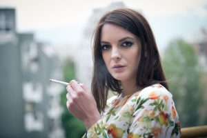 Women more successful quitting smoking on certain weeks of menstrual cycle