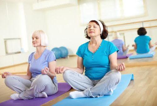Yoga may help combat depression, PTSD, and anxiety