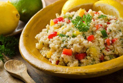 Adding quinoa to the gluten-free diet does not exacerbate celiac disease