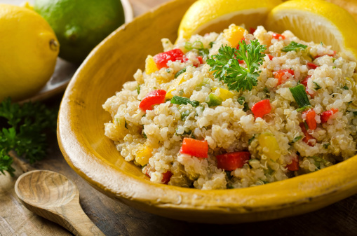 Adding quinoa to the gluten-free diet does not exacerbate celiac disease