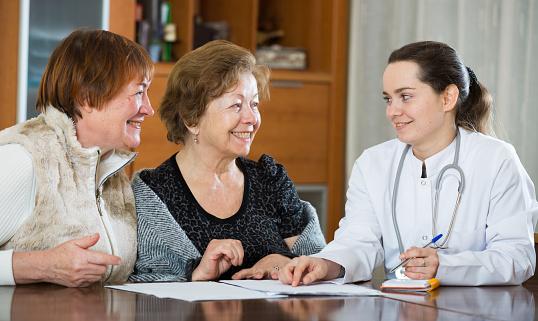 Alzheimer's disease patients receive less